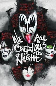 T-Shirts 2016 Fashion Womens/Mens Kiss Creatures Funny Print Casual T-Shirt Kiss Rock Bands, Kiss Band, 3d T Shirts, Casual T Shirts, Rock Style Men, Mens Tees, Men Shirt, New Fashion, Future Fashion
