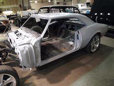 1968 Camaro Pro touring