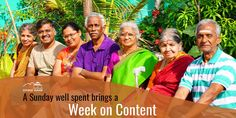 A #Sunday well spent in #ChukkiMane brings a #week on content