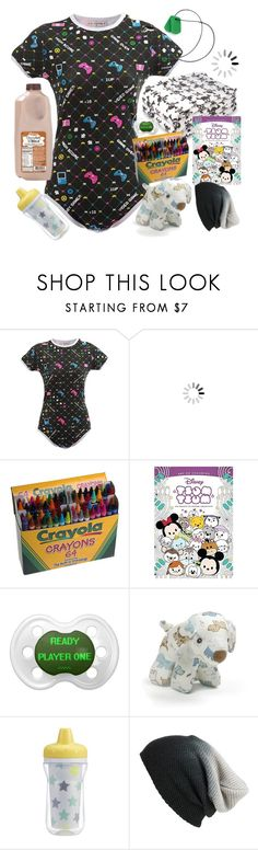"""""""am jus a baby"""" by zachtoby ❤ liked on Polyvore featuring Disney, The First Years and BP."""