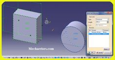 How to use Multi Pad Feature in CATIA V5?