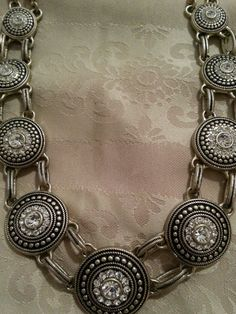 Lia Sophia - TUDOR- Necklace, New With Tags - Amazing Statement Piece #LiaSophia #Statement