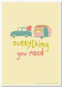 everything you need sign