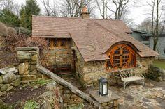 Casa inspirada no filme O Hobbit