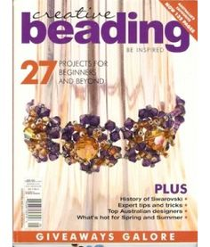 Bead and button creative beading vol 4 loom pinterest beads creative beading vol1 n5 gelscht nur noch inspiration fandeluxe Images