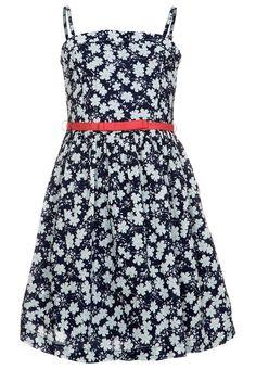vestido para niña tommy hilfiger MARINA medieval blue - Buscar con Google
