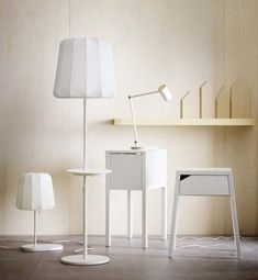 Ikea's new wireless charging furniture spring 2015 | Remodelista