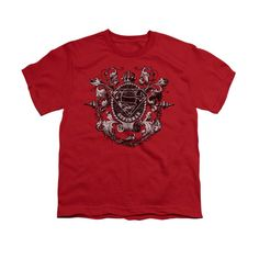 Superman - All Hail Superman Youth T-Shirt