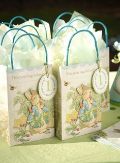 in peter rabbit heaven.... This would be a good idea for easter