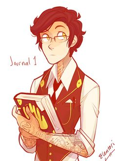 Humanized Journal 1, you can find 2 here and 3 here! They've been named Eins, Zwei and Drei.
