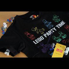 Lego party time! This is a favorite T-shirt for my son() Sooooo cute!! #lego #minifigures #starwars #stormtrooper #cute#photo #PR#uniqlo #ut #tshirt #instaphoto #instalego #legostagram #toys #toystagram #brick #ストームトルーパー #スターウォーズ #ユニクロ と#レゴ の#コラボ #Tシャツ お気に入りのシャツで#ミニフィグ 撮影会#レゴUTキャンペーンエントリー by legograph.ta163
