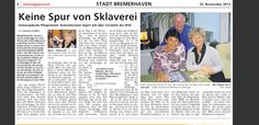 Sonntag Zeitung Bremerhaven Event Ticket, Newspaper, Sunday
