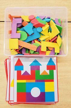 Math activities for preschool kindergarten/ eyfs maths Montessori Activities, Hands On Activities, Toddler Activities, Learning Activities, Kids Learning, Teaching Ideas, Teaching Math, Teacher Resources, Kindergarten Activities