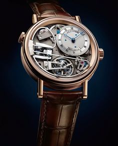 Master Horologer: Breguet Tradition Répétition Minutes Tourbillon 7087