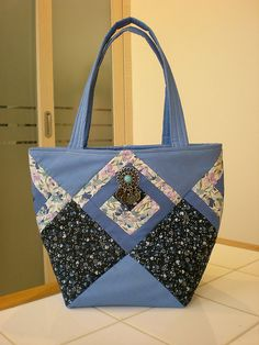 Diamond Tote | Flickr - Photo Sharing!