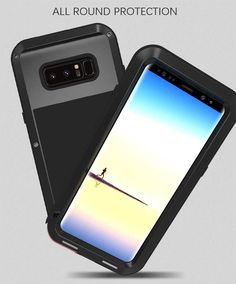 Love Mei Powerful Samsung Galaxy Note 8 Protective Case