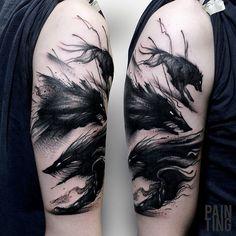 Polish tattoo artist