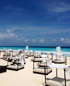 Cancún resort, Mexico