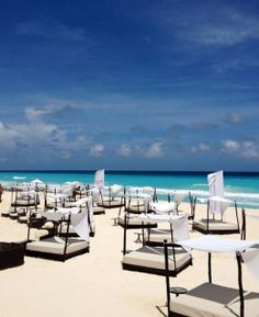 Cancún resort, Mexico