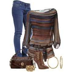 """Let's Go to the Movies"" by arjanadesign on Polyvore"