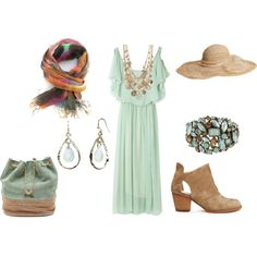 """""""boho queen of the day"""" by heike-muller on Polyvore"""