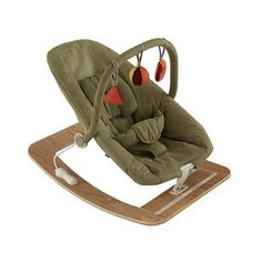 Looking at 'NEST ROCK AND BOUNCE CRADLE OLIVE' on SHOP.CA
