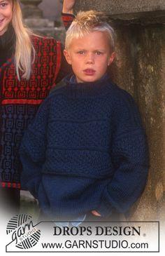 Sweater in Alaska ~ DROPS Design