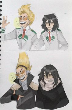 2266 Best BNHA images in 2019