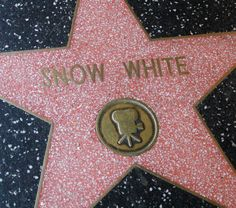One of the few Disney Characters to have a star on the walk of fame.