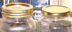 Glass jars & lids: The Final Word (I hope!) :: My Plastic-free Life. Replacement lids for some glass jars.