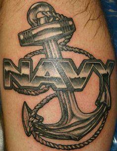 Navy Tattoo
