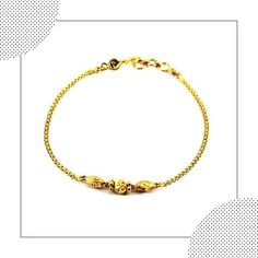 Attractively designed Hallmarked gold ladies bracelet is a fashionable and appealing piece of jewellery. These delicate bracelets are a great fusion of traditional Indian and Western design, making it quite appropriate with both Indian and Western wear. White Gold Jewelry, Pearl Jewelry, Diamond Jewelry, Ladies Bracelet, Cuff Bracelets, Diamond Pendant Necklace, Pendant Set, Preston, Western Wear