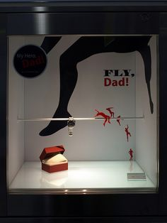 fly,DAD, pinned by Ton van der Veer