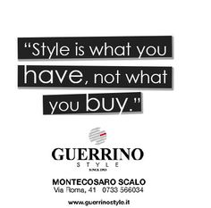 Guerrino Style very..Style*