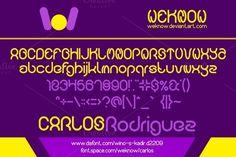 carlos by weknow on Creative Market