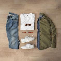 "3,058 Likes, 29 Comments - Phil Cohen (@thepacman82) on Instagram: ""Spring fever.  Sneakers: @filippak_man Morgan Low White Jacket: @bonobos Shirt Jacket Sunglasses:…"""