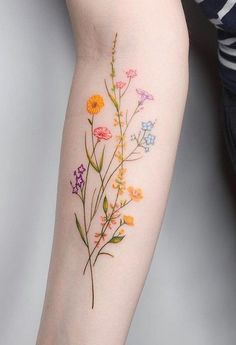 39 Colorful Watercolor Tattoo For Young People - HomeLoveIn - 39 Colorful Watercolor-Tä. - 39 Colorful watercolor Tattoo For Young people – HomeLoveIn – 39 Colorful watercolor tattoos for - Pretty Tattoos, Cute Tattoos, New Tattoos, Small Tattoos, Beautiful Flower Tattoos, Tatoos, Finger Tattoos, Beautiful Tattoos For Women, Girly Tattoos