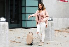 What's In My Carry On Bag: Red-Eye Edition - Life With Me by Marianna Hewitt