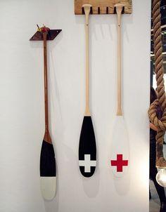 cross paddles