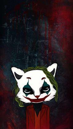 Joker Cat IPhone Wallpaper - IPhone Wallpapers