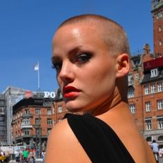Moda de Rua: Cabelo Curto - Street Fashion: Short Haircut
