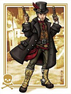 Lavish Scoundrel by Shannanigan