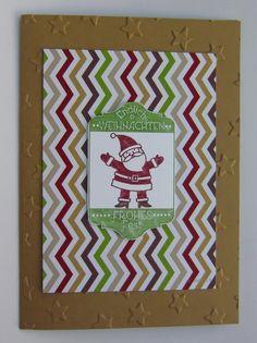 Grüße vom Weihnachtsmann  http://eris-kreativwerkstatt.blogspot.de/2014/12/grue-vom-weihnachtsmann-fur-einen.html
