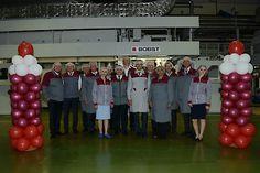 Mitarbeiterinnen und Mitarbeiter von Constantia Kuban ©Constantia Flexibles