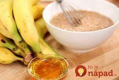 Žiaden kašeľ počas celej jesene aj zimy: Stačí len roztlačiť banán vidličkou a pridať dve ďalšie prísady, máte ich doma!