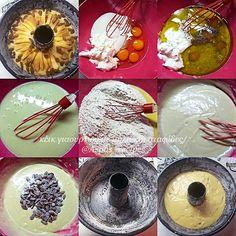 Συνταγές της Άσπας: Το κέικ που έριξε το διαδίκτυο - Κέικ γιαουρτιού με σταφίδες και μήλα της Άσπας! Eat Greek, Cupcake Cakes, Cupcakes, Cookie Frosting, Frostings, Panna Cotta, Muffins, Apple, Cookies