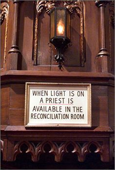 confessional booth - Google Search