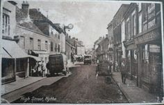 High Street, Hythe, Kent c.1924