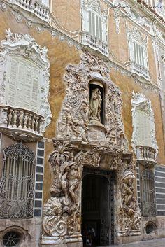 València, España - Palace of Marquis of Dos Aguas