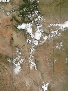 Fires in western United States and Mexico